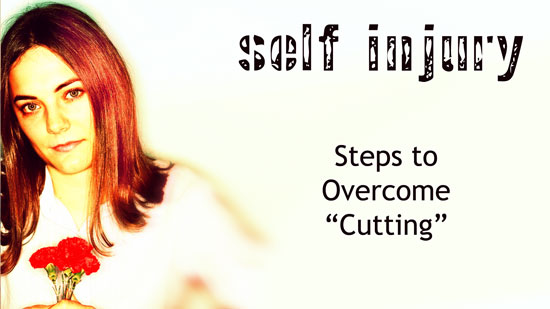 Self-Injury: Part 2 - Powerful Steps to Overcoming Cutting - with Jose Cano