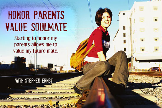 Honor Parents, Value Soul Mate