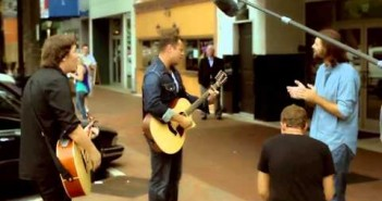 "Third Day – ""Your Love Is Like A River"" (Live Outside The Strand Theater)"