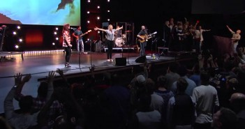 Calling All Angels – Brian & Jenn Johnson, Bethel Church