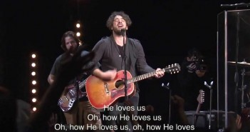 How He Loves w/ Gabriel Wilson from Bethel Worship