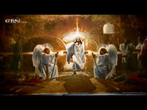 Ron DiCianni: Painting the Resurrection – CBN.com
